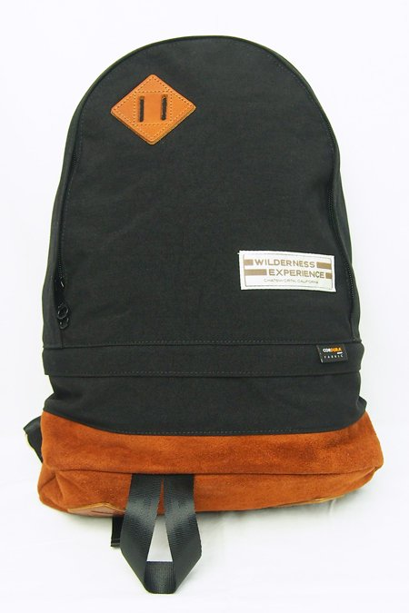 ★WILDERNESS EXPERIENCE / TEARDROP2 DAY-PACK (BLACK)