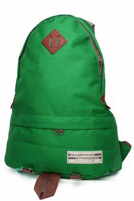 ★WILDERNESS EXPERIENCE / ARCH DAYPACK (GREEN)