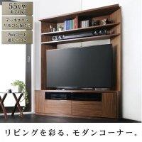 大型テレビ対応ハイタイプコーナーテレビボード city angle シティアングル 家具