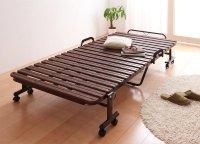 折りたたみ式抗菌樹脂すのこベッド Neo Clean ネオ・クリーン 折りたたみベッド