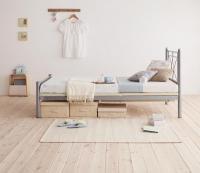 のびのびベッド【Scelta】シェルタ ショートベッド 短いベッド
