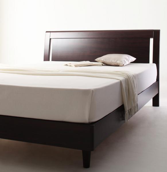デザインパネルすのこベッド【Carameliser】キャラメリーゼ