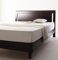 デザインパネルすのこベッド【Carameliser】キャラメリーゼ シングルベッド