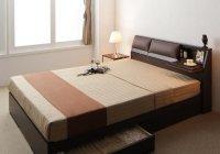クッション・フラップテーブル・収納ベッド 【Relassy】リラシー 収納ベッド