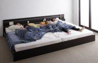 親子で寝られる・将来分割できる連結ベッド【JointEase】ジョイント・イース キングサイズ クイーンサイズ 大きいベッド
