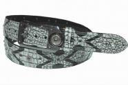 P-74*黒タイプ・黒* マーカー付バックル*黒