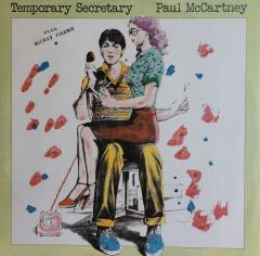 PAUL McCARTNEY / TEMPORARY SEC...