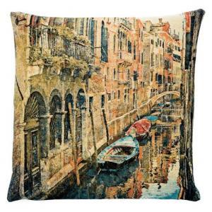 クッション Venetian Canal