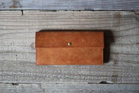 ut財布(在庫限りキャメル)