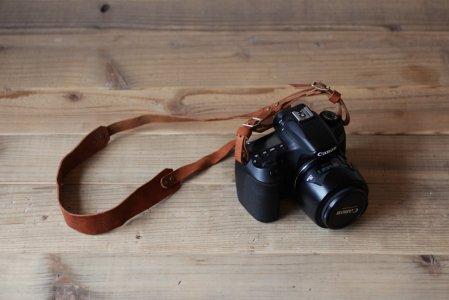 iwカメラネックストラップ