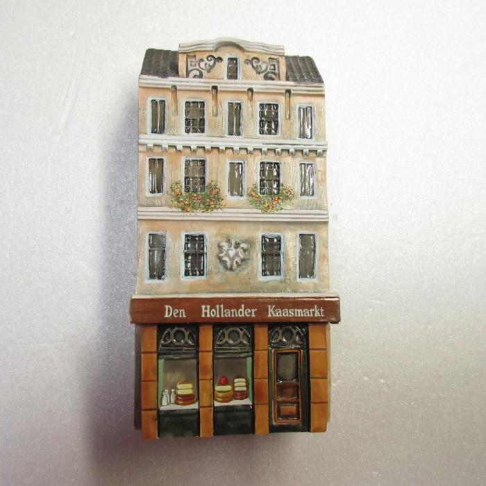 ミニチュアハウス【オランダ・アムステルダム】GAULT HOUSE-859-03,Amsterdam,ゴーハウス,アートオブジェ,ゴーハ…