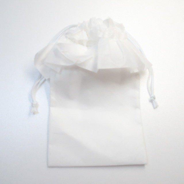 トーシューズ袋 巾着袋 不織布003,バレ...