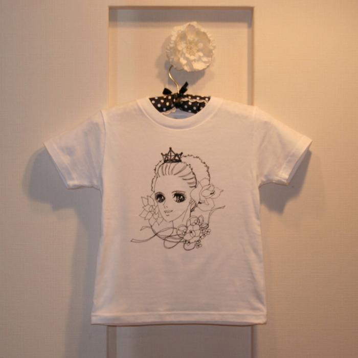 ★バレエ【T-シャツ】タカコホワイトJ