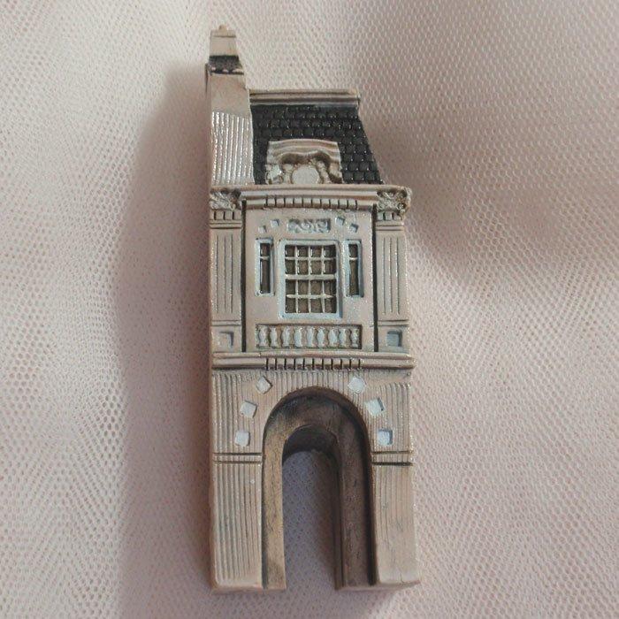ミニチュアハウス【フランス・パリ 】GAULT HOUSE-001-PARISゴーハウス