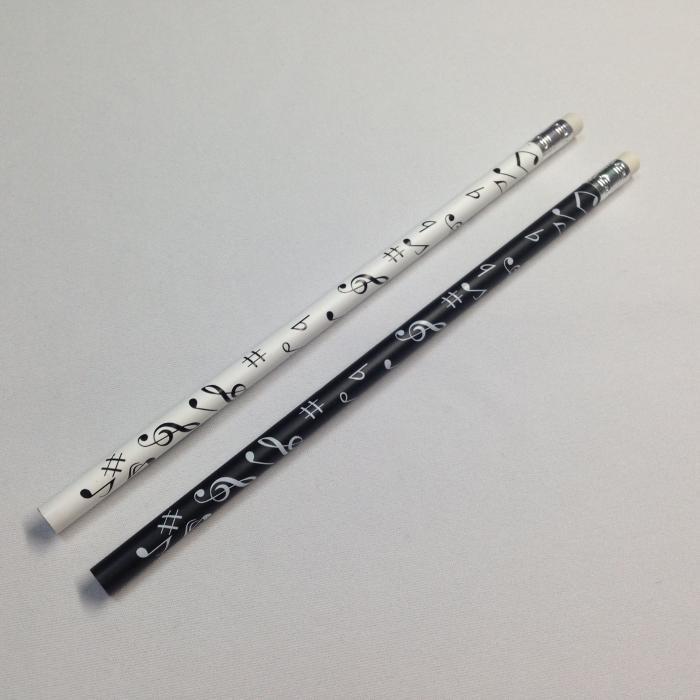 ピアノ鉛筆 001