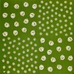 風呂敷「梅にうぐいす」二巾(70cm角)