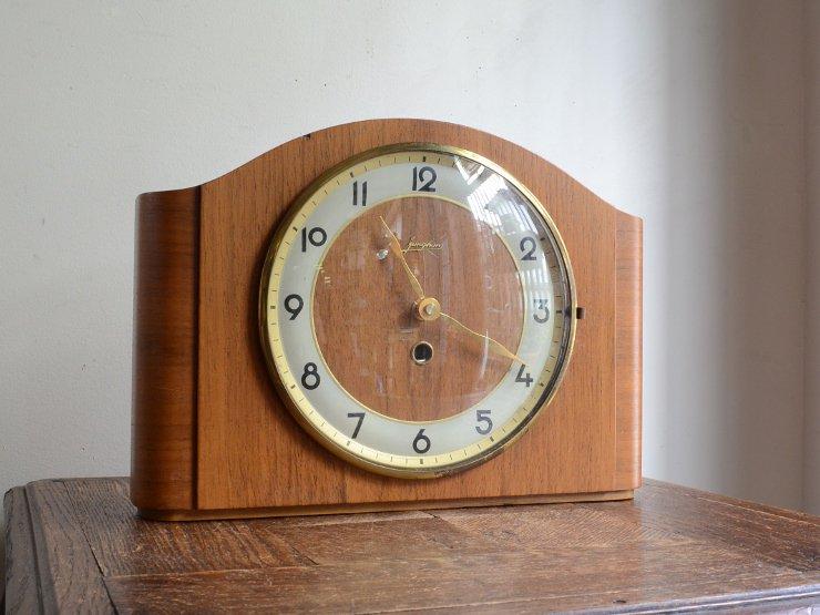ヴィンテージ 木製 クロック(時計)