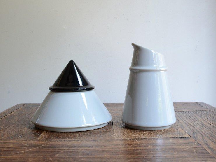 Rosenthal 陶器クリーマー&シュガーポット
