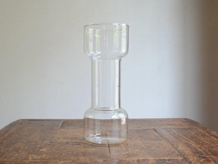 ヴィンテージ ガラス フラワーベース