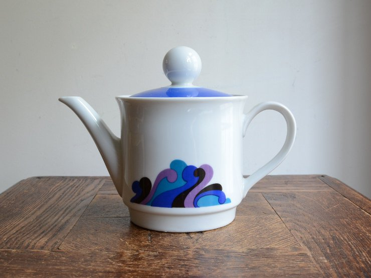 BAVARIA ヴィンテージ陶器ポット