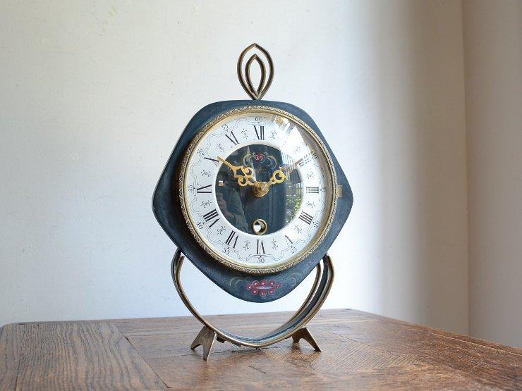 ヴィンテージ テーブルクロック(置時計)