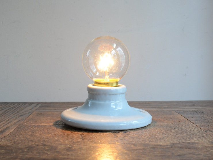 陶器ウォールランプ (シーリングライト)※直付専用