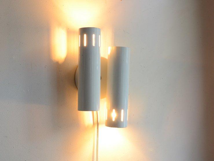 ヴィンテージデザイン 2灯ウォールランプ