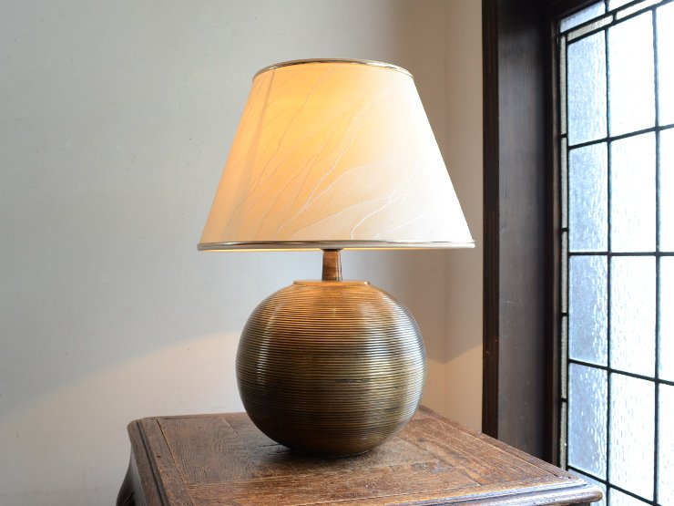 ヴィンテージ テーブルランプ (H42cm)