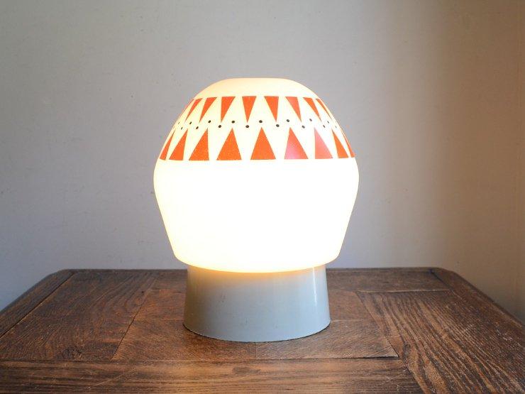 ヴィンテージ デザイン ガラス ライト