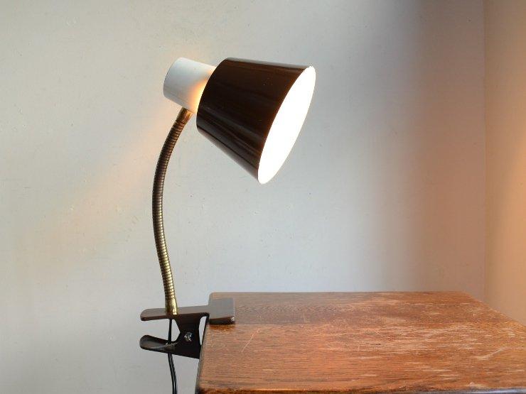 HALA ヴィンテージ デザイン クリップ式ライト