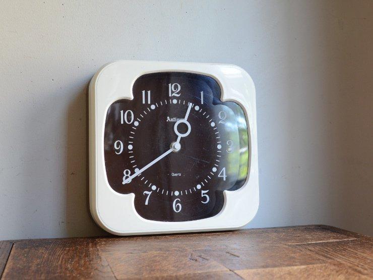 ヴィンテージ ウォールクロック(掛け時計)