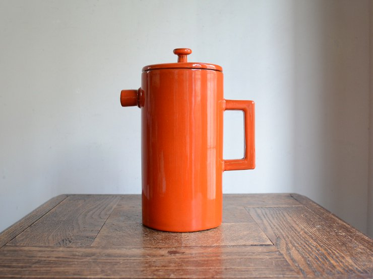 ヴィンテージ 陶器ポット