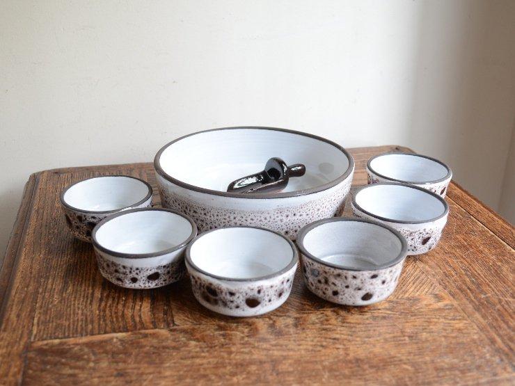 [new] ヴィンテージ 陶器 セット