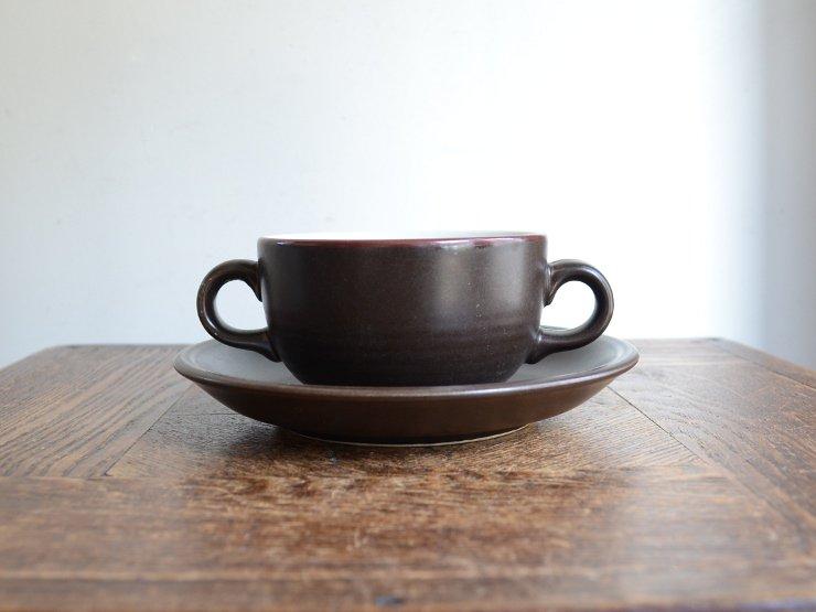 [new] ヴィンテージ陶器 カップ&ソーサ