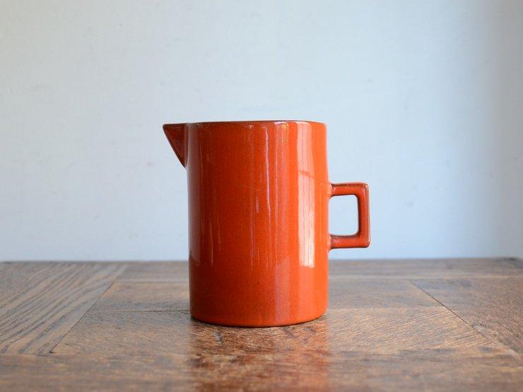 ヴィンテージ 陶器クリーマー(フラワーベース)