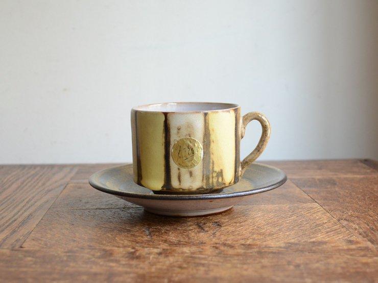 [new] ヴィンテージ陶器 カップ&ソーサー