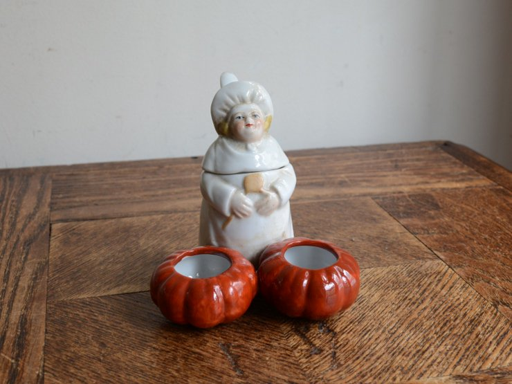 陶器ポット オブジェ