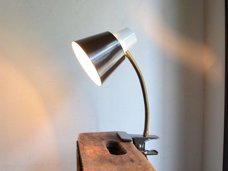 [new] HALA ヴィンテージ デザイン クリップ式ライト
