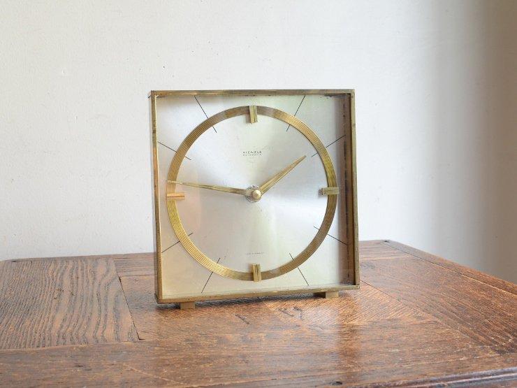 [new] ヴィンテージ テーブルクロック(置時計)