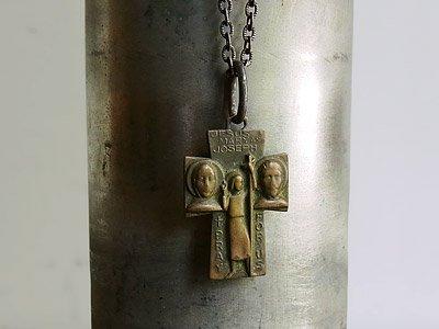 クロス(十字架) チェーンネックレス