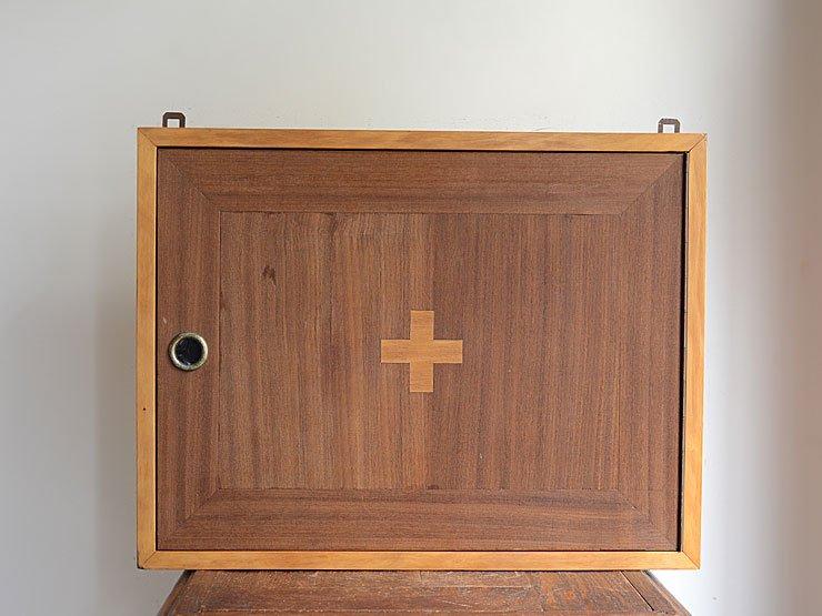 ヴィンテージ 木製収納ボックス