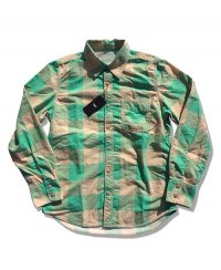 <img class='new_mark_img1' src='//img.shop-pro.jp/img/new/icons8.gif' style='border:none;display:inline;margin:0px;padding:0px;width:auto;' />《TMT》L/SL ORIGINAL BUFFALO CHECK PRINT SHIRT(TSHS1707)【送料無料】