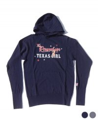 <img class='new_mark_img1' src='//img.shop-pro.jp/img/new/icons8.gif' style='border:none;display:inline;margin:0px;padding:0px;width:auto;' />《TMT》GAZE MINI FRENCH TERRY PULLOVER PARKA / TEXAS RANGERS (TSWF1701)【送料無料】