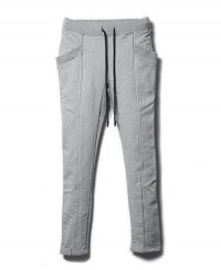 <img class='new_mark_img1' src='https://img.shop-pro.jp/img/new/icons8.gif' style='border:none;display:inline;margin:0px;padding:0px;width:auto;' />《RIPVANWINKLE》JODHPUR SWEAT PANTS(RW-112)T.GRAY【送料無料】