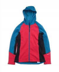 <img class='new_mark_img1' src='https://img.shop-pro.jp/img/new/icons8.gif' style='border:none;display:inline;margin:0px;padding:0px;width:auto;' />《MONTURA》HYBRID WOOL HOODY MAGLIA  WOMENS(MMAC82W)【送料無料】