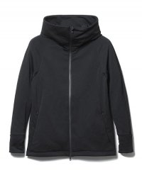 SALE《RIPVANWINKLE》HOODED JERSEY(RB-206)BLACK【送料無料】