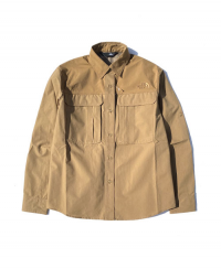 <img class='new_mark_img1' src='https://img.shop-pro.jp/img/new/icons8.gif' style='border:none;display:inline;margin:0px;padding:0px;width:auto;' />《THE NORTH FACE・ウィメンズ》シーカーズシャツ(NRW12101)【送料無料】