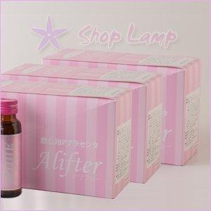 JBPプラセンタドリンク Alifter(アリフター)3箱【日本生物製剤社製】