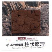 爪木崎 柱状節理(俵磯)クッキー
