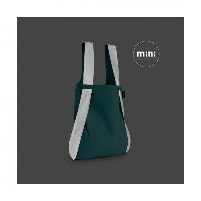 notabag (ノットアバッグ) Mini BAG & BACKPACK(ミニ バッグ&バックパック) Reflective Mint